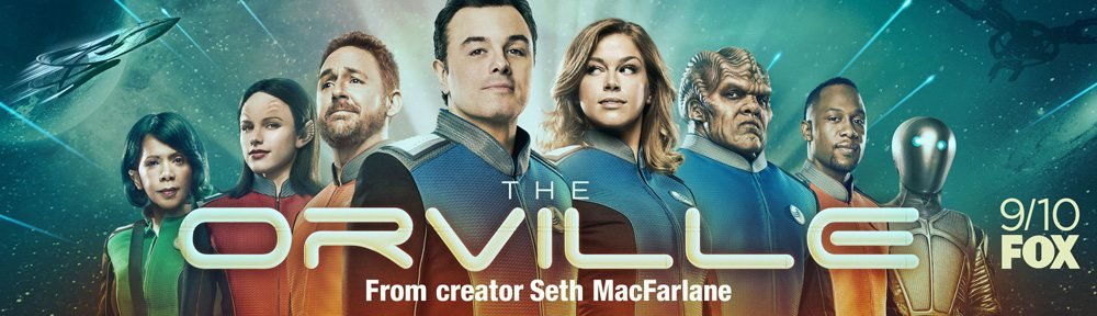 Assistir Online The Orville S02E01 - 2x01 - Legendado
