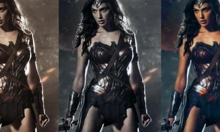 How Will Wonder Woman's Armor Really Appear in DC's 'Batman v. Superman?'