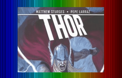 Thorsday Comic Book Review: Marvel's 'Thor: Season One'