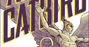 Dark Horse: Angel Catbird