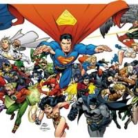 Site elege o Top 100: Super-Heróis dos quadrinhos