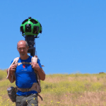 Google Employees Hike Through Wilderness For Street View