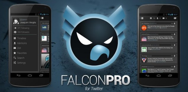 Falcon Pro for Android