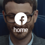 First Facebook Home Advert 'Airplane'