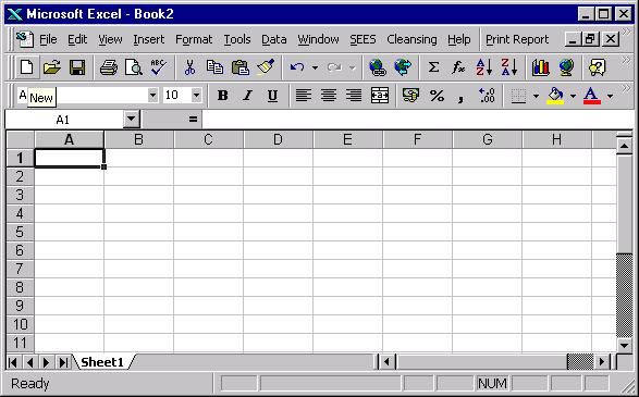 intro open a spreadsheet