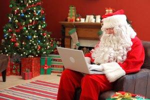 christmas laptop ready