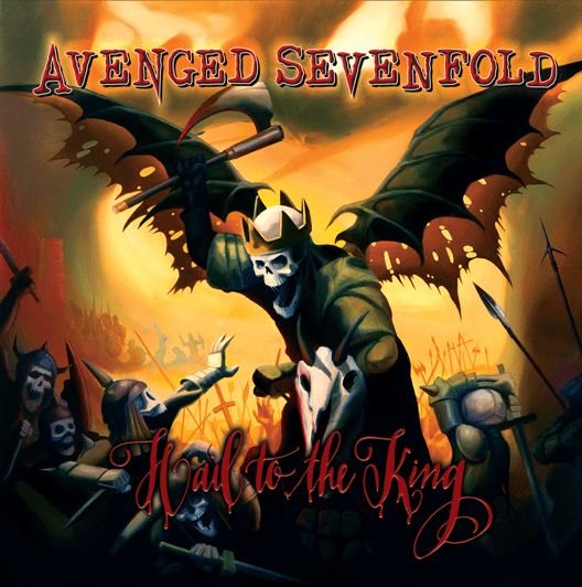 Avenged Sevenfold new album Hail to the King