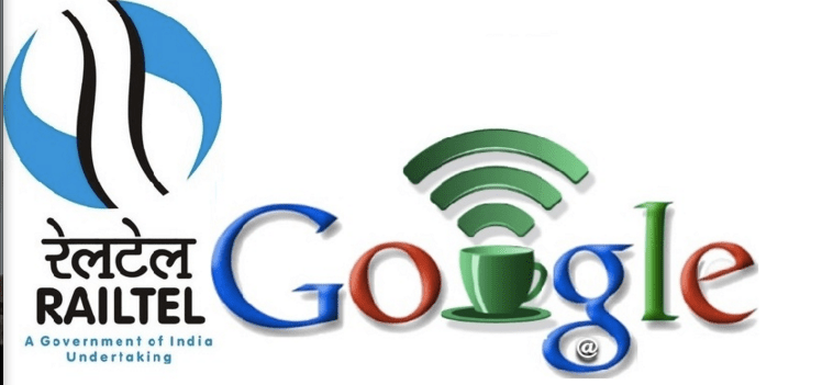 Google Free Wifi at Railway stations