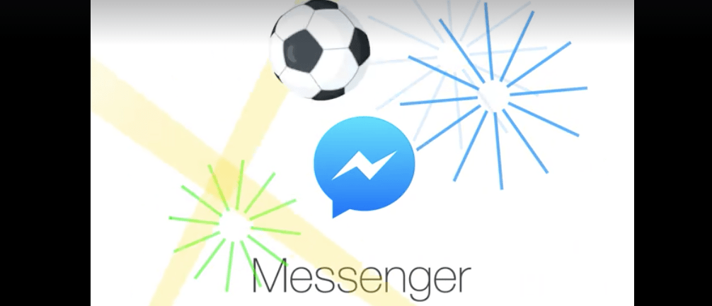 Play FootBall Game In Facebook Messenger