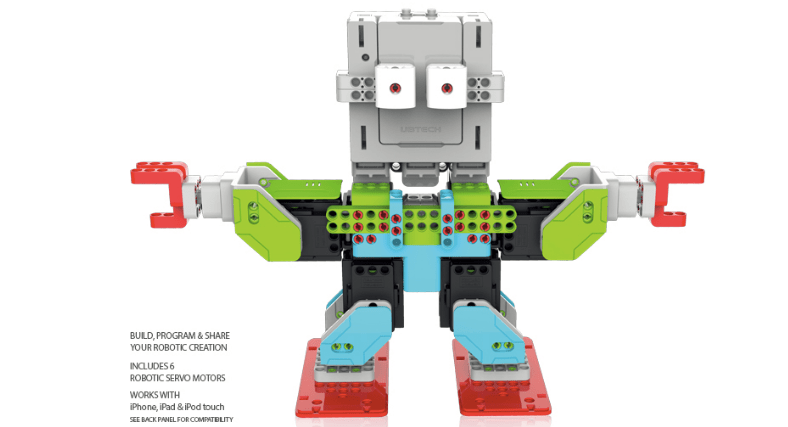 Jimu Robot -- Helps Kids To Learn Robot Programming