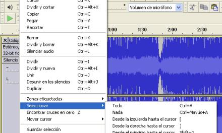 Software de edición de voz para oirte como si fueras un locutor de radio