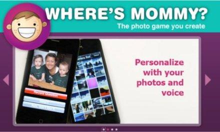 Where's mommy?, la aplicación para mantener a los niños entretenidos durante los viajes