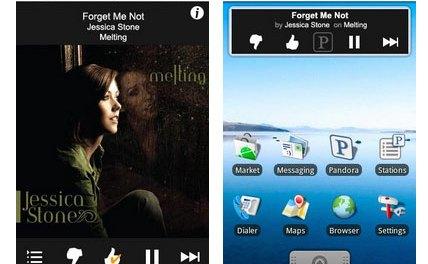 Pandora: Aplicación Radio en tu teléfono inteligente /U.S.