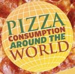 El consumo de pizza alrededor del mundo [Infografía]