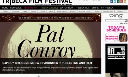 Esta año se podrán ver los cortos del Festival de Cine Tribeca a través de Youtube