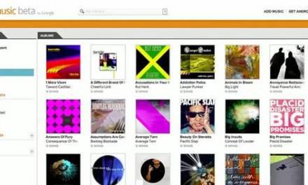 Google anunció su nuevo servicio de música Music Beta by Google
