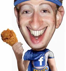 Mark Zuckerberg (fundador Facebook) decide comer sólo la carne de los animales que mate él mismo