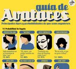 Guía de Avatares, conoce la personalidad detrás de un avatar [Humor]