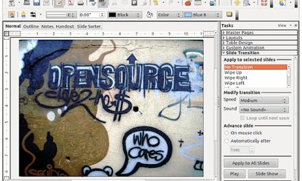 Lanzan una nueva versión de la suite de oficina LibreOffice 3.4.0