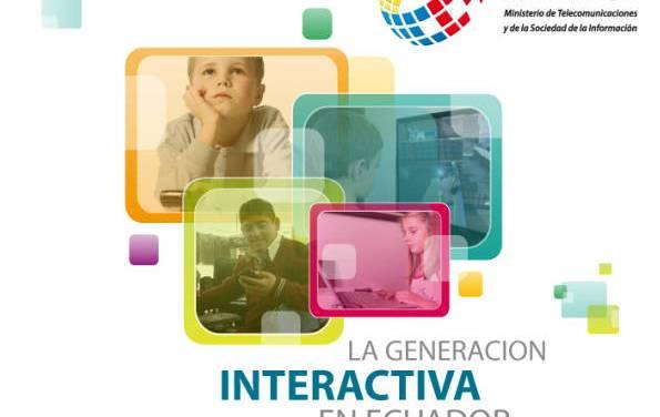 Generaciones Interactivas presenta reporte de su estudio sobre TICs en Ecuador