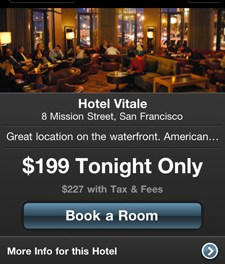 Las 5 mejores aplicaciones iOS para reservar un hotel en tiempo real