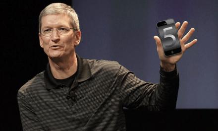 El nuevo CEO de Apple, Tim Cook, presentará el iPhone 5 el  4 de octubre