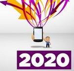 El futuro de los móviles, cómo y cuanta data manejaremos #Infografía