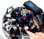 Cube Stormer II resuelve el cubo de Rubik en segundos