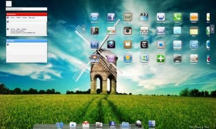 iPadian, te permite correr algunas aplicaciones de iPad en Windows