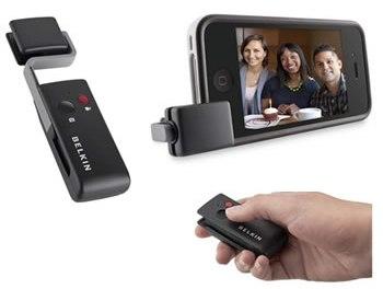 Controla tu cámara remotamente con LiveAction para iPhone/iPod Touch