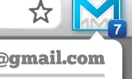 Extension de Chrome para manejar múltiples cuentas de Gmail