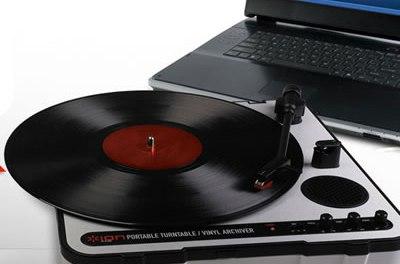 Transforma tus vinilos o cassettes en archivos digitales