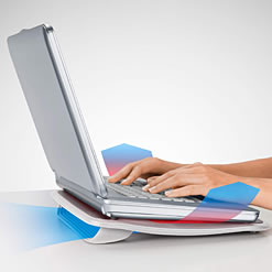Gadget para mantener tu notebook fresca