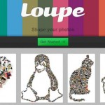 Loupe, crea un collage con tus fotos de Facebook, Twitter, Tumblr o Instagram