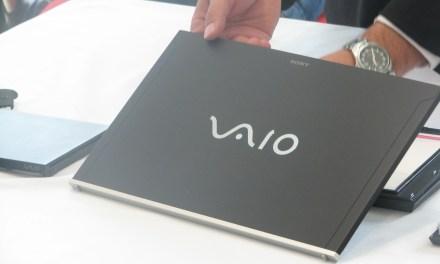 Conoce la Serie Z de VAIO, el portátil más ligero del mundo