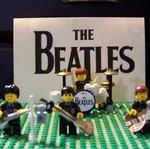 10 vídeos stop motion con temas de los Beatles construídos con LEGO #Videos