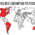 Comer carnes rojas no solo significa que se matan animales