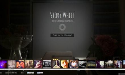 Story Wheel te ayuda a contar una historia con tus fotos de Instagram