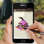 Samsung muestra la suite de aplicaciones premium que lanzará para Galaxy Note