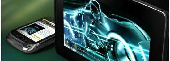 BlackBerry PlayBook: Actualización Sistema Operativo a la versión 2.1