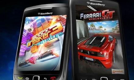 200 juegos para instalar en tu Blackberry