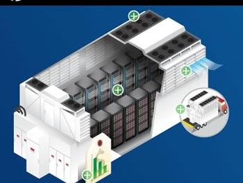 HP expande su estructura con sus datacenters ecológicos HP EcoPOD