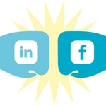 Según un estudio, es más fácil conseguir empleo a través de Facebook que a través de LinkedIn