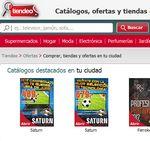 Tiendeo, consulta en línea de catálogos, ofertas y tiendas de tu ciudad