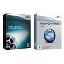 Wondershare Video Converter tanto para Windows y Mac
