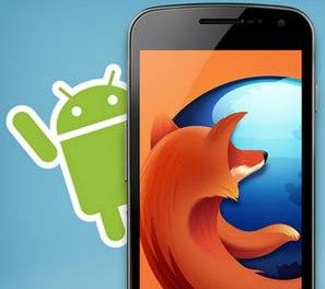 Instala Firefox en tu teléfono inteligente Android