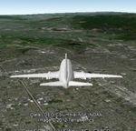 Simulador de vuelo en tiempo real a través de Google Earth