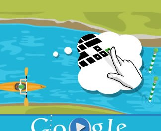 Google: Un Doodle para saber quien tiene los dedos más rápidos