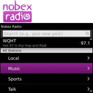 16.000 estaciones de radio en tu BlackBerry
