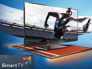 Philips incluye Smart TV hasta en los LED más básicos